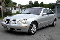 2001 Mercedes-Benz S-Class S-430 L Sedan