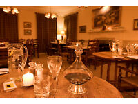 Waiting Staff and General Assistant Wanted