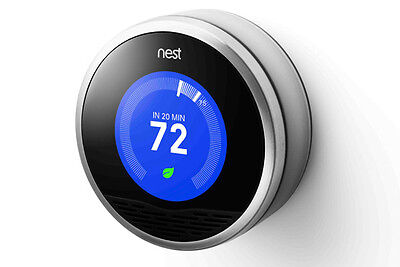 Control your temperature with Nest
