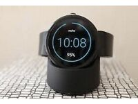 Moto 360 Smartwatch - 1st Generation