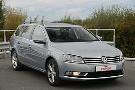 Volkswagen Passat 2.0TDI ( 140ps ) BlueMotion Tech DSG 2011MY SE