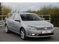 Volkswagen Passat 2.0TDI ( 140ps ) BlueMotion Tech DSG 2011MY SE
