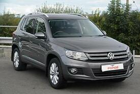 Volkswagen Tiguan 2.0TDI ( 140ps ) 4Motion ( BMT ) ( s/s ) 2015MY Match