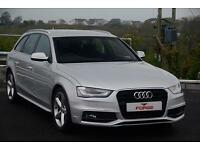 Audi A4 Avant 2.0TDI ( 143ps ) Multitronic 2013MY S Line