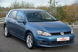 Volkswagen Golf 1.6TDI ( 110ps ) ( BMT ) ( s/s ) 2016MY Match Edition