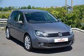 Volkswagen Golf 2.0TDI ( 140ps ) 2010MY GT