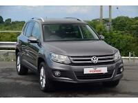 Volkswagen Tiguan 2.0TDI ( 140ps ) ( 4WD ) BlueMotion Tech ( s/s ) DSG SE
