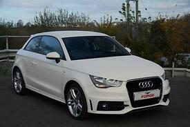 Audi A1 1.6TDI ( 105ps ) 2013MY S Line