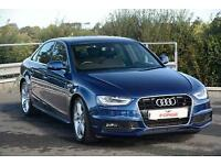 Audi A4 2.0TDI ( 150ps ) 2014MY S Line