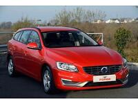 Volvo V60 2.0TD D4 ( 181bhp ) ( s/s ) Geartronic 2015MY Business Edition