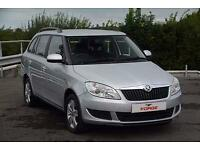 Skoda Fabia Se Tdi Cr Estate 1.6 Manual Diesel