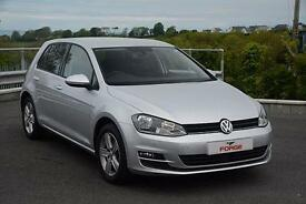 Volkswagen Golf 1.4 TSI ( 122ps ) ( BMT ) ( s/s ) 2015MY Match