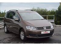 Volkswagen Sharan 2.0TDI ( 140ps ) BlueMotion Tech ( s/s ) 2013MY SE