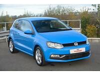 Volkswagen Polo 1.2 TSI ( 110ps ) ( BMT ) ( s/s ) 2015MY SEL