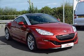 Peugeot RCZ 1.6 THP ( 156bhp ) 2013MY GT