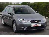 Seat Leon 1.6TDI CR ( 105ps ) ( s/s ) Sports Tourer 2014MY SE Tech Pack