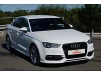 Audi A3 2.0TDI ( 150ps ) ( s/s ) Tronic 2015MY S Line