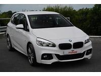 BMW 216 1.5 ( 116bhp ) ( s/s ) Active Tourer 2014MY d M Sport