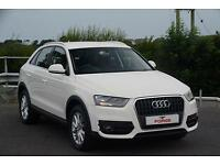 Audi Q3 2.0TDI ( 140ps ) 2013MY SE