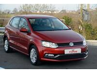 Volkswagen Polo 1.4TDI ( 75ps ) ( BMT ) ( s/s ) 2015MY SE