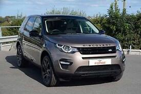 Land Rover Discovery Sport 2.0TD4 ( 180ps ) 4X4 Auto HSE Black