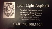 Asphalt Repair for Residential or Commercial