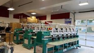 MACHINE A BRODER - Embroidery machine