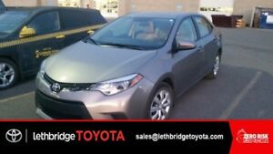 2014 Toyota Corolla TEXT 403.393.1123 for more info!
