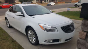 2013 Buick Regal e-Assist with almost (2) years Engine warranty