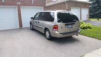 2003 Ford Windstar LX Minivan, Van