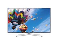 Samsung 55 inch HD TV 3D with 2 pair of glasses