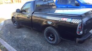 """1998 F150 NASCAR EDITION """" PROJECT"""" Truck."""