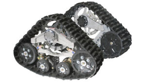 Mattracks LiteFoot ATV track conversion ,Model XT-UR