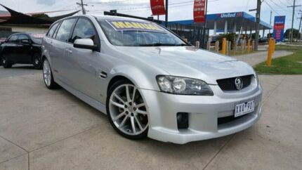 2009 Holden Commodore VE MY10 SS 6 Speed Manual Sportswagon