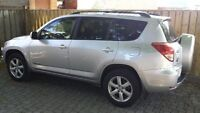 *** quick sale *** 2007 Toyota RAV4 Limited edition 4cyl.
