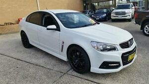 2015 Holden Commodore VF MY15 SS White 6 Speed Automatic Sedan Belconnen Belconnen Area Preview