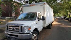 2008 Ford E-450 16 Ft Cube Van * Reduced *