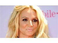 Under face value! 4 x Britney Spears August 25th O2 Arena London section 402 tickets ticket