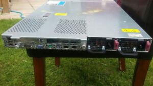 Proliant DL365 G1 Server 1U-2xDual-core Server from HP