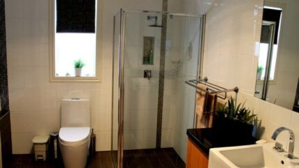 2 Bathrooms cleaned for $90