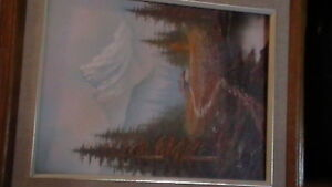 Oil On Canvas signed Chapman Painting Kitchener / Waterloo Kitchener Area image 2
