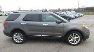2012 Ford Explorer Limited, Lthr, Moon, Nav, Local Trade In Kitchener / Waterloo Kitchener Area image 6
