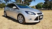 2015 Ford Focus LW MKII MY14 Sport PwrShift Silver 6 Speed Sports Automatic Dual Clutch Hatchback Tanunda Barossa Area Preview