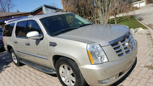 *VERY CHEAP- 2007 ESCALADE ESV LOTS OF OPTIONS+DVD *NEED IT GONE