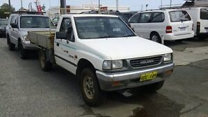 1992 Holden Rodeo TF DLX White 5 Speed Manual Cab Chassis Victoria Park Victoria Park Area Preview