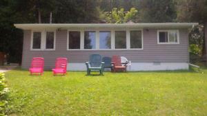 Beautiful cottage rental 10 mins from Kingston