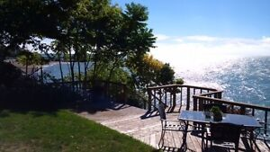 Breezy, peaceful WATERFRONT/LAKEFRONT For Sale: Private