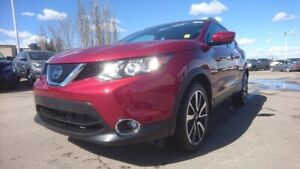 2019 Nissan Qashqai AWD SL CVT LEATHER-APPOINTED SEATS, 8-WAY: P