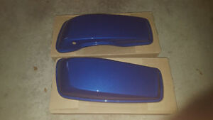 HARLEY-DAVIDSON SADDLEBAG LIDS FOR TOURING BIKES