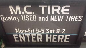 DISCOUNTED BRAND NEW TIRES FOR YOUR TRUCK, VAN OR SUV